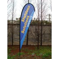 Buy cheap Teardrop flags from wholesalers