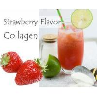 Buy cheap Flavored Fish Collagen Solid Drink Strawberry Flavor Fish Collagen Solid Drink from wholesalers
