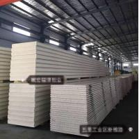 Buy cheap UNT Polyurethane (PU) Foam Metal-faced Insulated Sandwich Panel /Insulated Metal Wall Panels from wholesalers