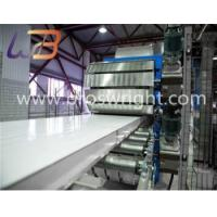 Buy cheap Continuous PU/Mineral Wool Sandwich Panel Production Line from wholesalers