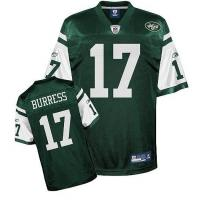 Buy cheap Jets #17 Plaxico Burress Green Stitched NFL Jersey from wholesalers