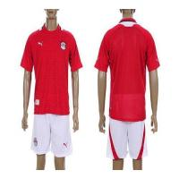 Buy cheap Egypt Blank 2012/2013 Red Home Soccer Country Jersey from wholesalers