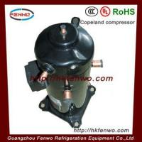 Buy cheap copeland digital refrigeration compressor ZPD72 copeland compressor price list from wholesalers