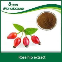 Buy cheap 100% Natural Rose Hips Fruit Extract 5% 6% 10% VC product