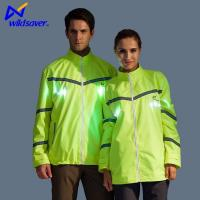 Buy cheap LED Flashing Jacket Motorcycle Hiking Running Fits Over Outdoor Clothing from wholesalers