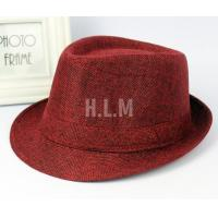 Buy cheap Wide-brimmed hat Number:H.L.M-WBH4513 from wholesalers