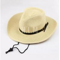 Buy cheap Wide-brimmed hat Number:H.L.M-WBH4507 from wholesalers