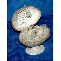 Buy cheap page Confirmation Personalised Guardian Angel Faberg Egg from wholesalers