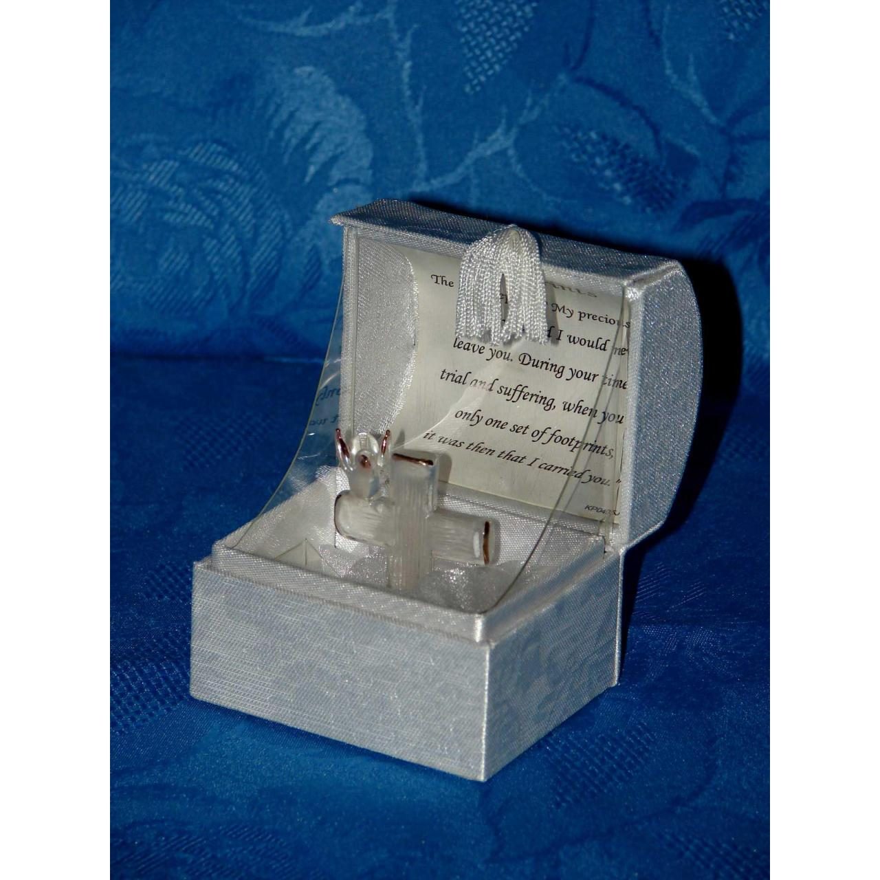 Buy cheap page Commemorative Religious Keepsake. product