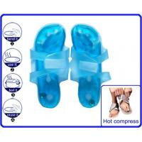Buy cheap Instant Click Heat Pack Foot warmer 3327 180G Blue color from wholesalers