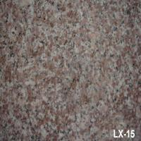Buy cheap Granite LX-15 Rushan Red G363 from wholesalers