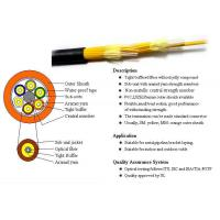 Buy cheap Indoor Optic Fiber Cable Breakout Tight Buffer Optical Cable from wholesalers