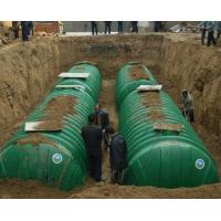 Buy cheap Pay attention to what installation of FRP septic tank from wholesalers