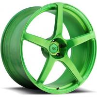 Buy cheap Green Forged Wheel Rims from wholesalers