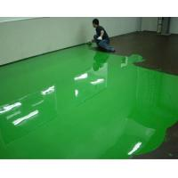 Epoxy floor construction industry how to get out of the bottleneck