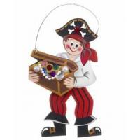Buy cheap Pirate with Treasure Chest from wholesalers