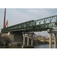 Double Lane Mabey Compact 200 Bridge Anti - Rust With Interchangeable Steel Components
