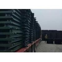 Assembled Movable Modular Steel Bridges Structurally Simple with Steel Deck