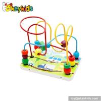 Buy cheap Wholesale cheap educational toy toddlers wooden toy bead maze W11B112 from wholesalers