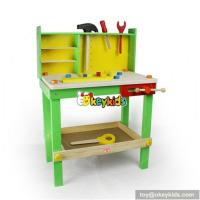 Buy cheap Best design children educational toy wooden tool table W13D013 from wholesalers