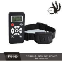 Buy cheap 2 in 1 waterproof remote control 1 or 2 pet dog training electric shock collar from wholesalers