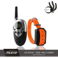 Buy cheap Pet Use Remote Dog Training Collar Vibrator E-Collar Static shock pet collars from wholesalers