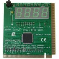 Buy cheap PC analyzer ,pc diagnostic card PC tester card KQCPI4 from wholesalers