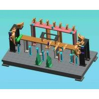 Buy cheap Checking Fixtures CNC Instrument Desk Metal Modular Fixture from wholesalers