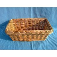 Buy cheap Wholesale Christmas Gift Basket Cheap Square Fruit Basket from wholesalers