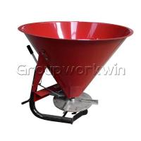 Buy cheap Mini Tractor Round Fertilizer Spreader Fertilizer Spreader from wholesalers