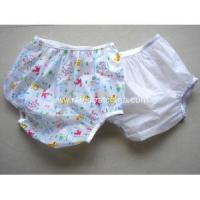 Buy cheap Plastic Diaper Adult Baby Sissy Waterproof Plastic Pants Diaper Cover from wholesalers