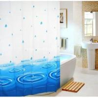 Buy cheap Household Items Bathroom PEVA Shower Curtain from wholesalers