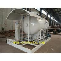 Buy cheap 5 CBM LPG Skid Mounted Station with Filling Plants from wholesalers