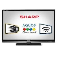 Buy cheap Sharp LC40LE835U Quattron 40-inch 1080p 240 Hz 3D LED-LCD HDTV, Black from wholesalers