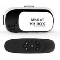 Buy cheap 2016 Newest Virtual Reality 3D Glasses Vr Case Headset for Phone 3D Imax Movie Game with Air Mouse from wholesalers