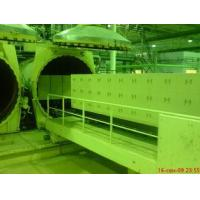 Buy cheap Food Rubber Sand Concrete Autoclave Industrial / AAC Block Equipment 2M from wholesalers