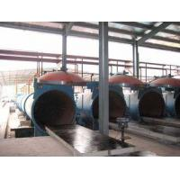 Buy cheap AAC Autoclave Textile Sand Lightweight AAC Brick Autoclave Pressure Vessel / AAC Block Plant from wholesalers