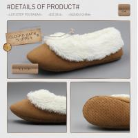 Buy cheap Wholesale Winter Mrico Suede Ladies Footwear Brands in India from wholesalers