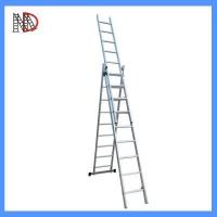 Buy cheap 3 sections extension ladder from wholesalers