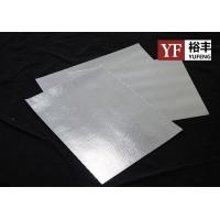Buy cheap Aluminum Foil Fiber Glass Cloth from wholesalers