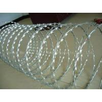 Buy cheap Spiral Razor Barbed Wire from wholesalers