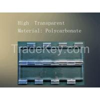 Buy cheap VIEW DETAILS Polycarbonate Rolling Shutter Slat from wholesalers