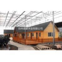 Buy cheap Garden company wooden house projectNumber from wholesalers