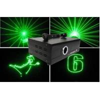 Buy cheap Animation Laser 100mW-300mW Single Green Animation Laser Light from wholesalers