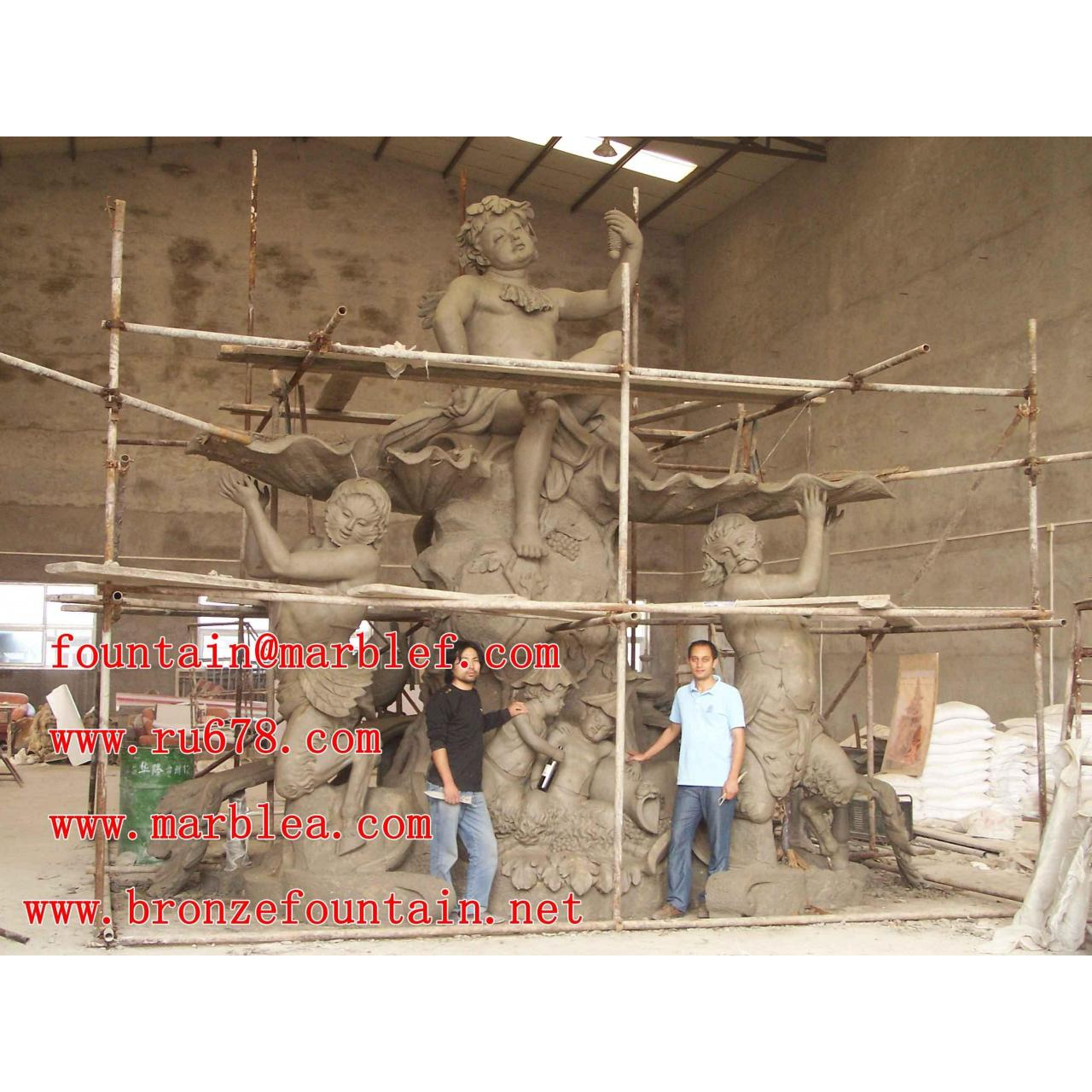 Buy cheap statuary fountains Delivery time25-50 days after deposition from wholesalers