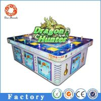 Buy cheap Hot Tiger crane double form Fishing game machine Coin Operate Mini Game Machine from wholesalers