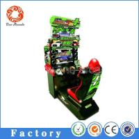 Buy cheap indoor car racing game machine coin operated arcade game from wholesalers