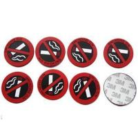 Buy cheap PVC warning stickers, advertising Smoking stickers , 3M adhesive stickers Smoking from wholesalers