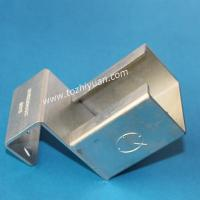 Buy cheap Welding part /stamping parts with zinc plating from wholesalers