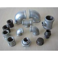 Buy cheap Malleable Iron Pipe Fittings with British Standard from wholesalers